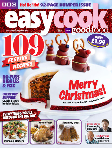 BBC Easy Cook October 30, 2015 00:00