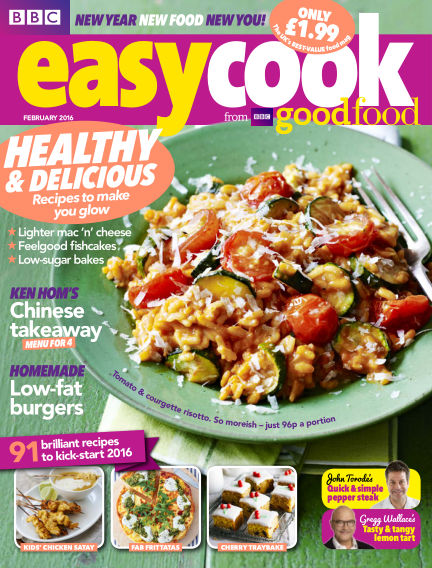 BBC Easy Cook January 04, 2016 00:00