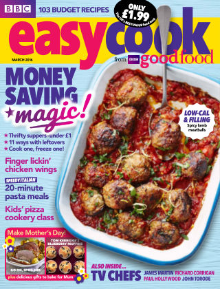 BBC Easy Cook Issue 89