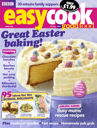 BBC Easy Cook Issue 90