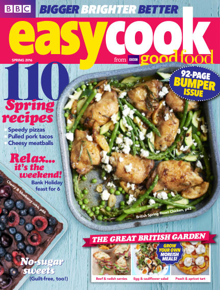 BBC Easy Cook April 01, 2016 00:00