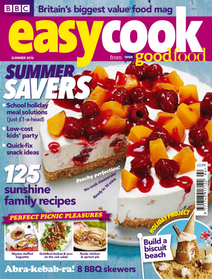 BBC Easy Cook July 07, 2016 00:00