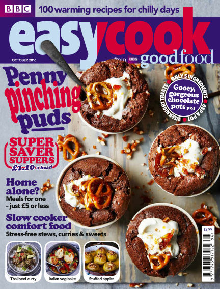 BBC Easy Cook September 29, 2016 00:00