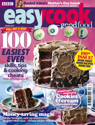 BBC Easy Cook Issue 100