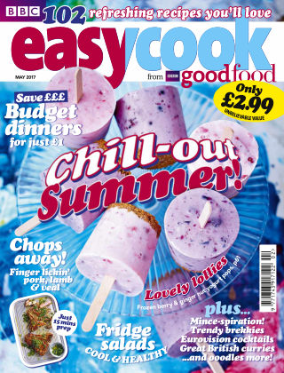 BBC Easy Cook Issue 102