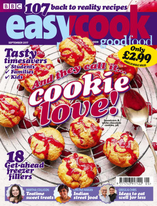 BBC Easy Cook Issue 105