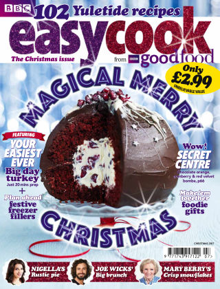 BBC Easy Cook Issue 107