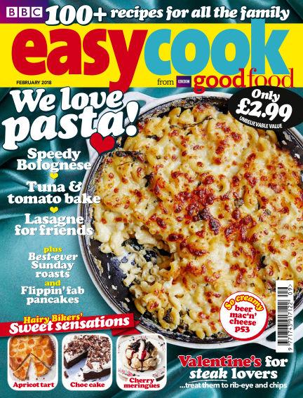 BBC Easy Cook February 01, 2018 00:00