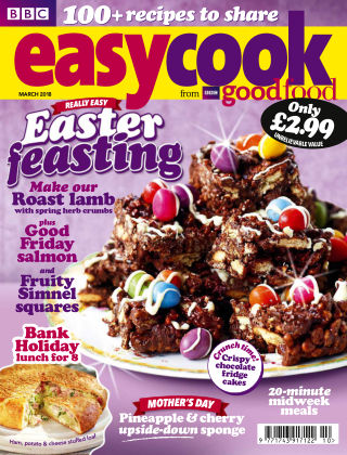 BBC Easy Cook Issue 110