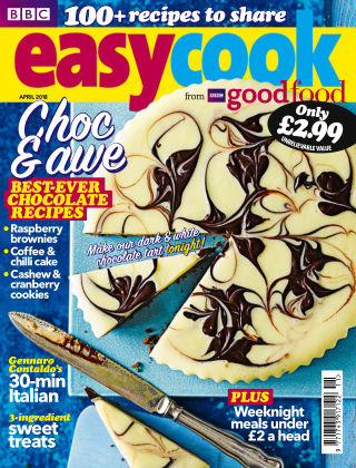 BBC Easy Cook Issue 111
