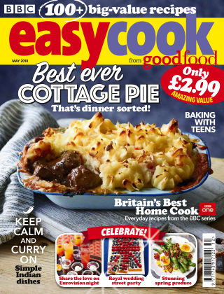 BBC Easy Cook Issue 112
