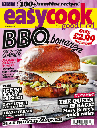 BBC Easy Cook Issue 114
