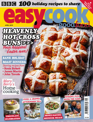 BBC Easy Cook April2019