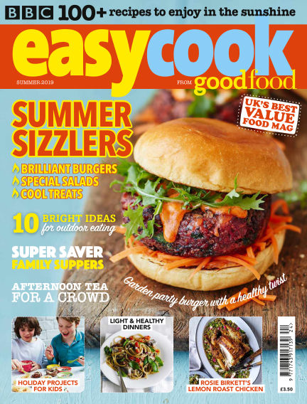 BBC Easy Cook July 05, 2019 00:00