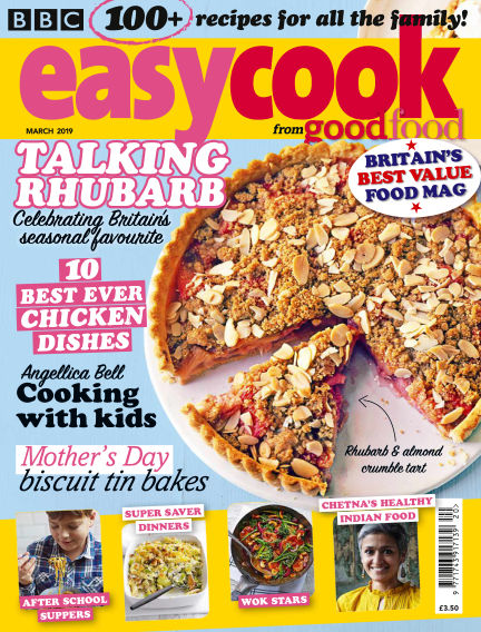 BBC Easy Cook March 08, 2019 00:00