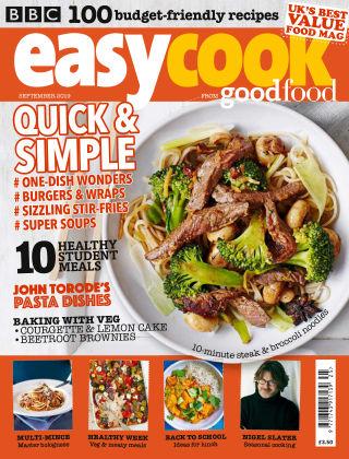 BBC Easy Cook September2019