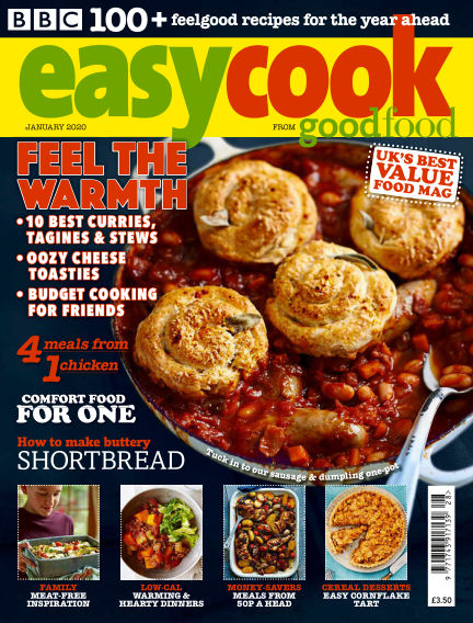 BBC Easy Cook January 03, 2020 00:00
