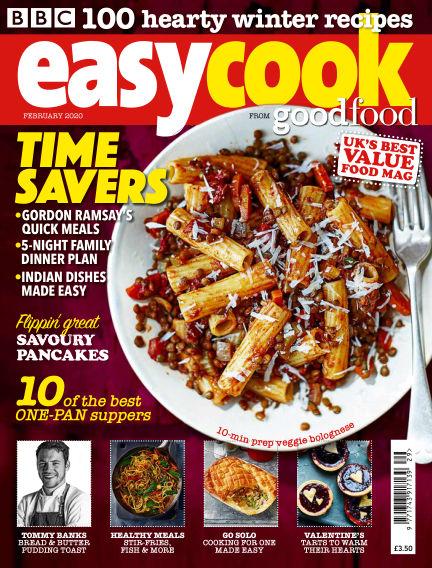 BBC Easy Cook February 07, 2020 00:00