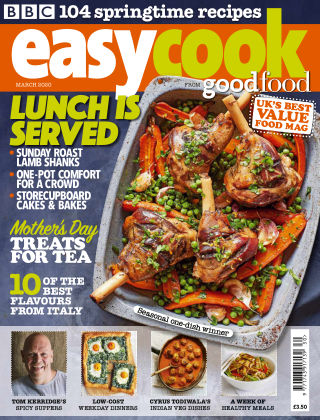 BBC Easy Cook March2020