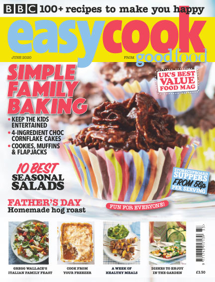 BBC Easy Cook June 19, 2020 00:00