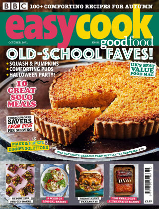 BBC Easy Cook October2021