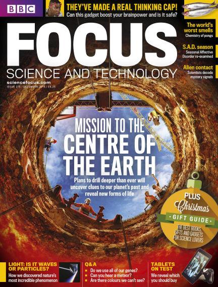 BBC Science Focus November 13, 2014 00:00