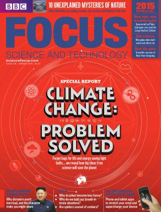 BBC Science Focus Jan 2015