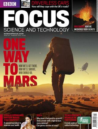 BBC Science Focus Feb 2015