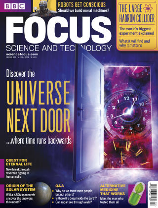 BBC Science Focus Apr 2015