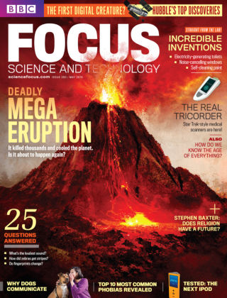 BBC Science Focus May 2015