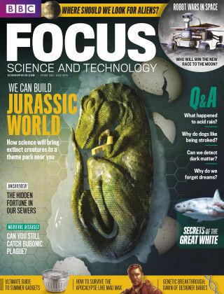 BBC Science Focus Jul 2015