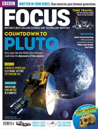 BBC Science Focus Sum 2015
