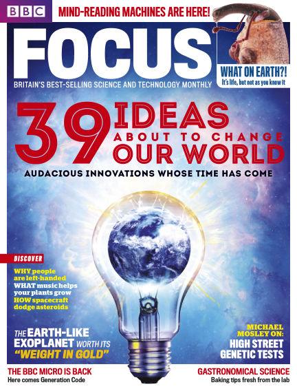 BBC Science Focus August 20, 2015 00:00