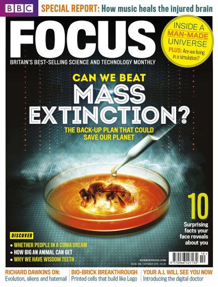 BBC Science Focus September 17, 2015 00:00