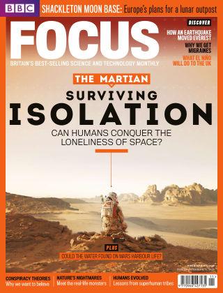 BBC Science Focus Nov 2015