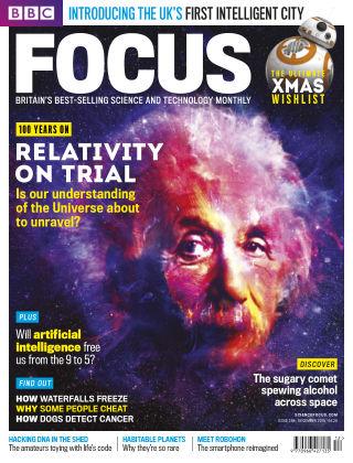 BBC Science Focus Dec 2015