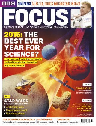 BBC Science Focus Christmas 2015