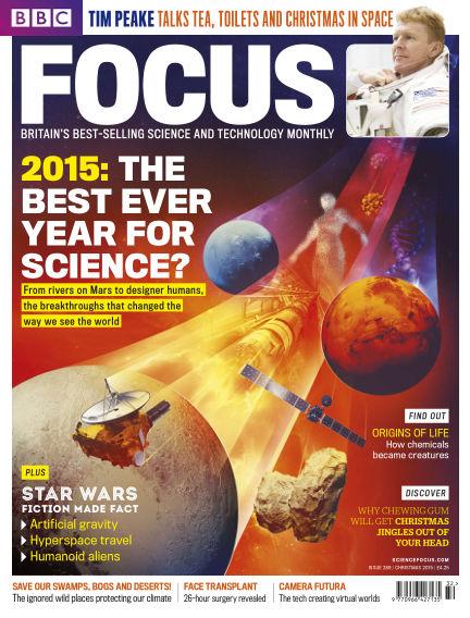 BBC Science Focus December 10, 2015 00:00