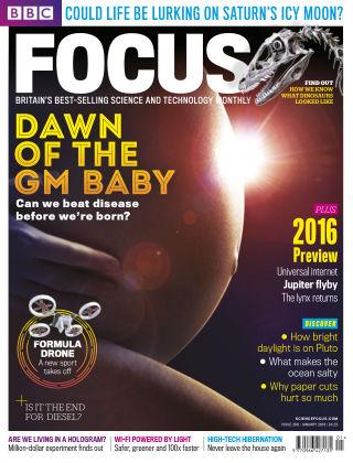 BBC Science Focus Jan 2016