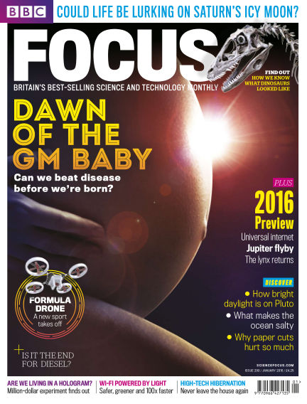 BBC Science Focus January 07, 2016 00:00