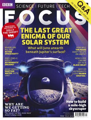BBC Science Focus Jul 2016