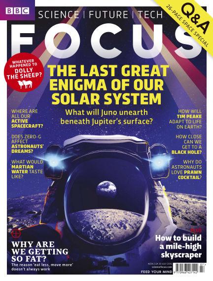 BBC Science Focus June 23, 2016 00:00