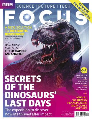 BBC Science Focus Summer 2016