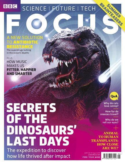 BBC Science Focus July 21, 2016 00:00