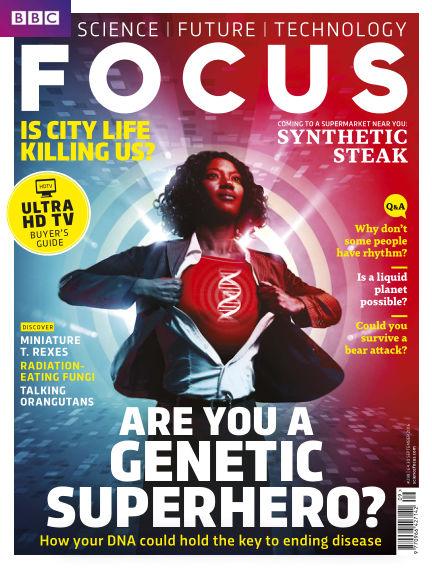 BBC Science Focus August 18, 2016 00:00