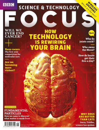 BBC Science Focus Nov 2016