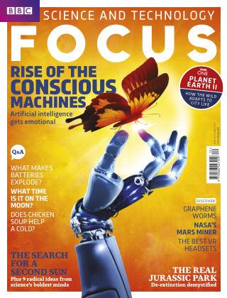 BBC Science Focus Dec 2016