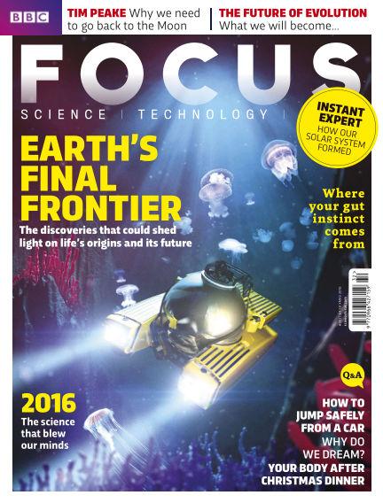 BBC Science Focus December 08, 2016 00:00