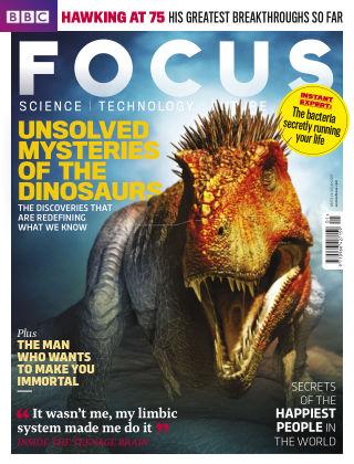 BBC Science Focus Jan 2017