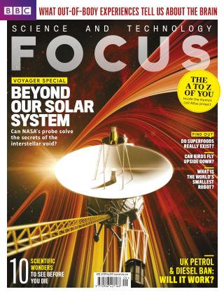 BBC Science Focus September 2017